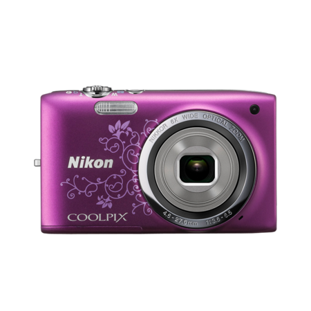 Nikon COOLPIX S2700 (purple lineart)