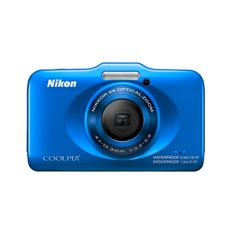 Nikon COOLPIX WATERPROOF S31 (blue)