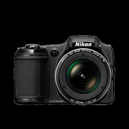 Nikon COOLPIX L820 (black)