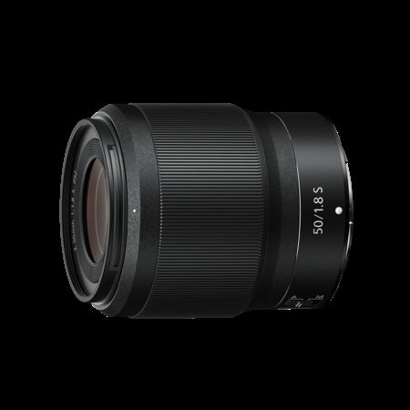 Nikon Z 50mm f/1.8 S NIKKOR