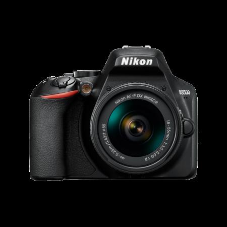 Nikon D3500 kit AF-P 18-55mm VR