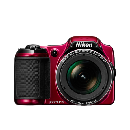 Nikon COOLPIX L820 (red)