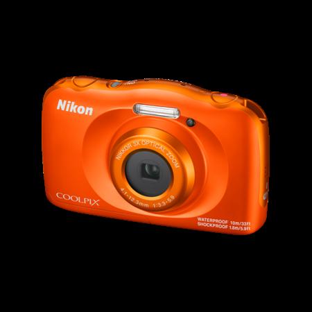 Nikon COOLPIX WATERPROOF W150 backpack kit (orange)
