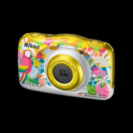 Nikon COOLPIX WATERPROOF W150 backpack kit (resort)