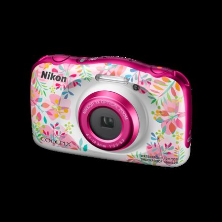 Nikon COOLPIX WATERPROOF W150 backpack kit (flowers)