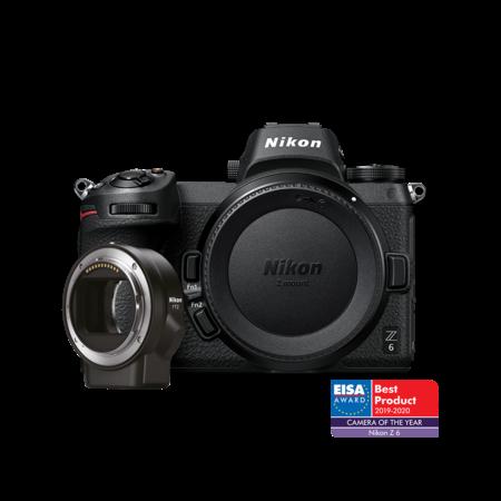 Nikon Z6 + FTZ