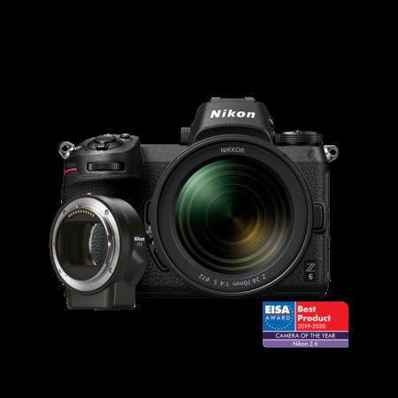 Nikon Z6 Kit 24-70mm f/4 + FTZ
