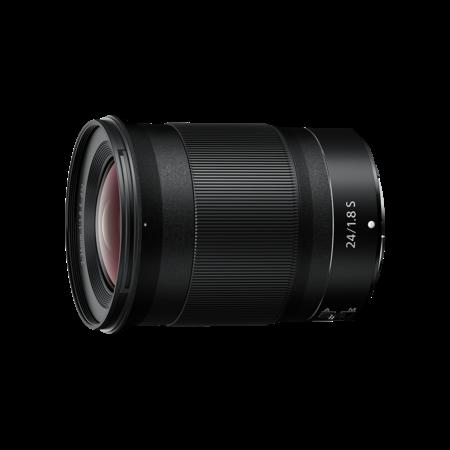 Nikon Z 24mm f/1.8 S NIKKOR