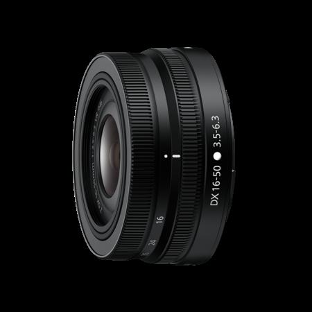 Nikon Z DX 16-50mm f/3.5-6.3 VR NIKKOR