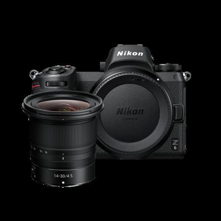Nikon Z6 kit 14-30mm f/4 S