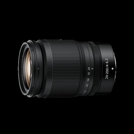 Nikon Z 24-200mm f/4-6.3 VR NIKKOR