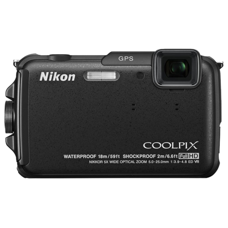 Nikon COOLPIX WATERPROOF AW110 (black)