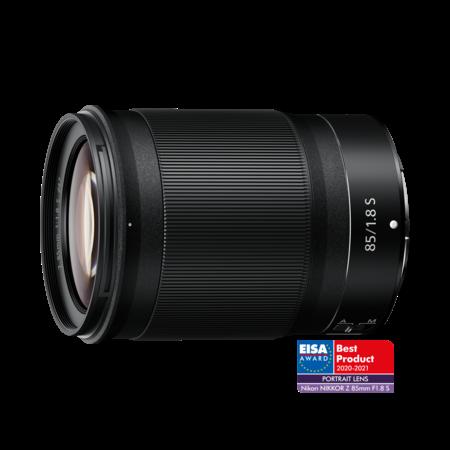Nikon Z 85mm f/1.8 S NIKKOR