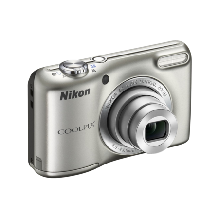 Nikon COOLPIX L27 (silver)