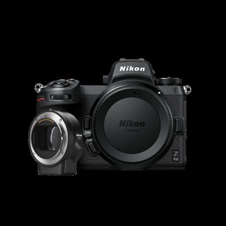 Nikon Z6 II body + FTZ