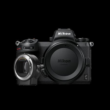 Nikon Z7 II body + FTZ