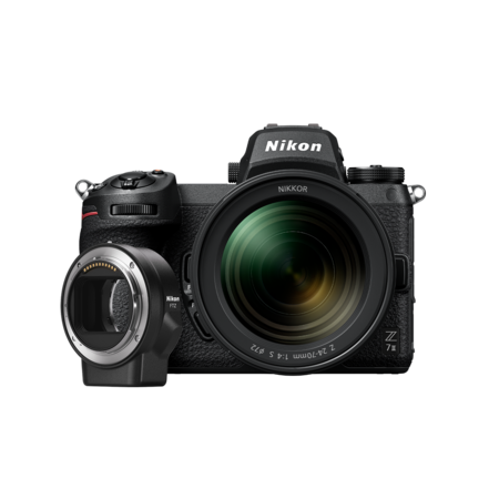 Nikon Z7 II kit 24-70mm f/4 S + FTZ