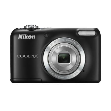 Nikon COOLPIX L27 (black)