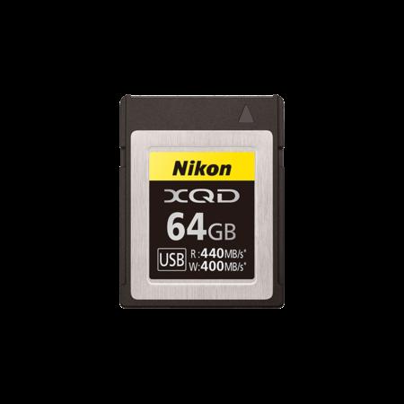 Nikon 64GB XQD (R440/W400)