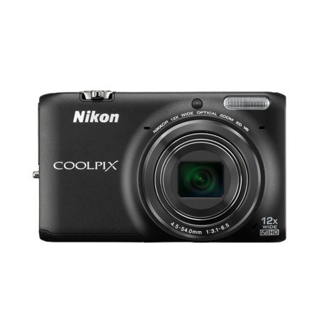 Nikon COOLPIX S6500 (black)