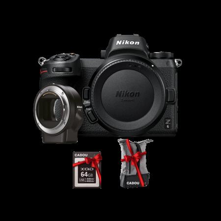 Nikon Z6 body + FTZ