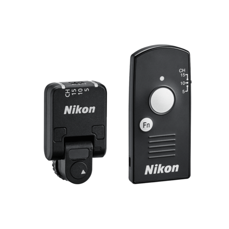Nikon Wireless Remote Controller kit WR-R11a+WR-T10