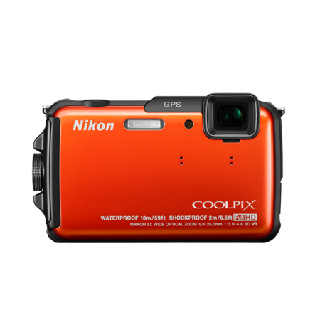 Nikon COOLPIX WATERPROOF AW110 (orange)