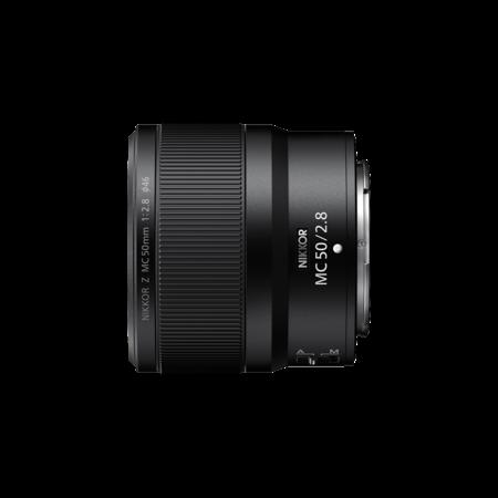 Nikon Z MC 50mm f/2.8 NIKKOR