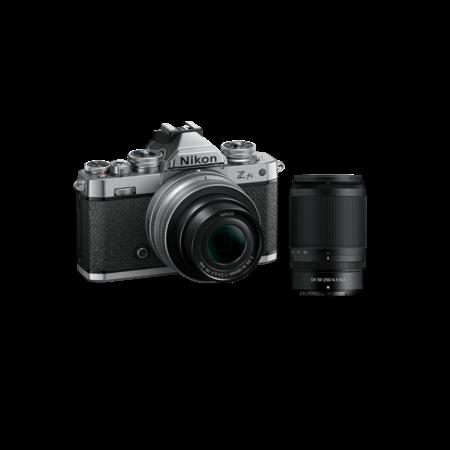 Nikon Z fc Dual Zoom Kit (16-50mm VR + 50-250mm VR)