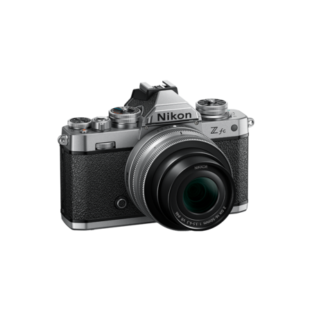 Nikon Z fc kit 16-50mm VR silver