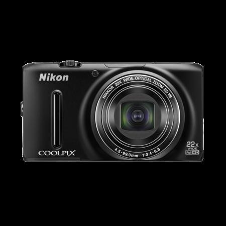 Nikon COOLPIX S9500 (black)
