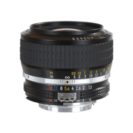 Nikon 50mm f/1.2 AI NIKKOR