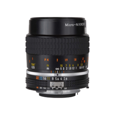 Nikon 55mm f/2.8 AI Micro NIKKOR