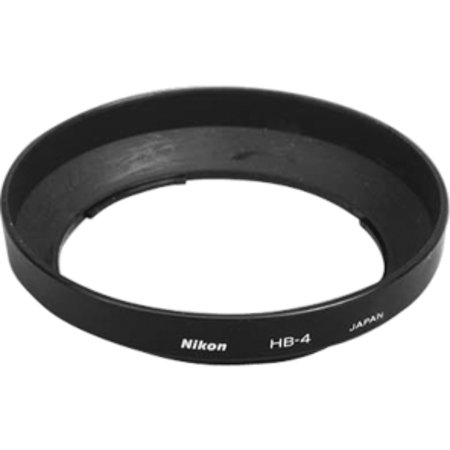 Nikon HB-4 Lens hood for AF NIKKOR 20mm f/2.8D