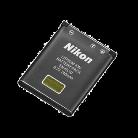 Nikon EN-EL10 - S5100, S4000, S3000, S570, S80