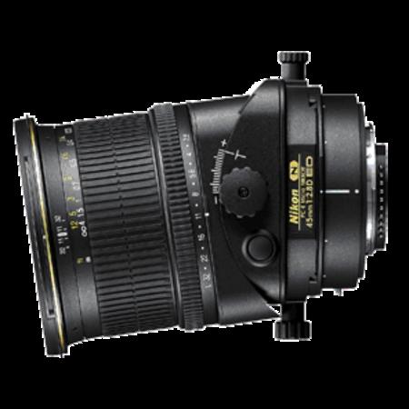 Nikon 45mm f/2.8D ED Micro NIKKOR PC-E