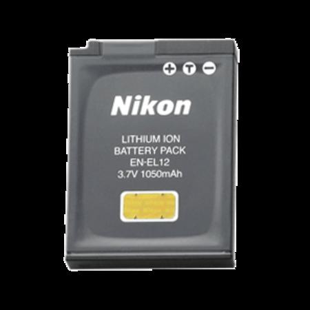 Nikon EN-EL12 - P330, S9500, S9400, S9700, P340, AW110, AW120