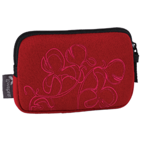 Lowepro Melbourne 10 (red floral)
