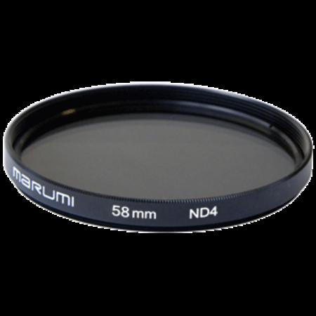 Marumi 58mm ND4X
