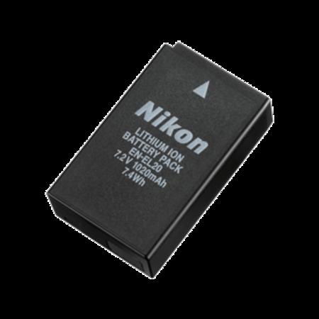 Nikon EN-EL20 - 1 J1, 1 J2, 1 J3, 1 S1, Coolpix A