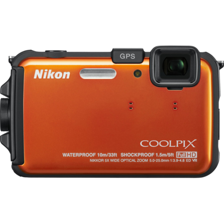 Nikon COOLPIX WATERPROOF AW100 (orange)