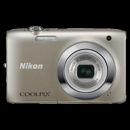 Nikon COOLPIX S2600 (silver)