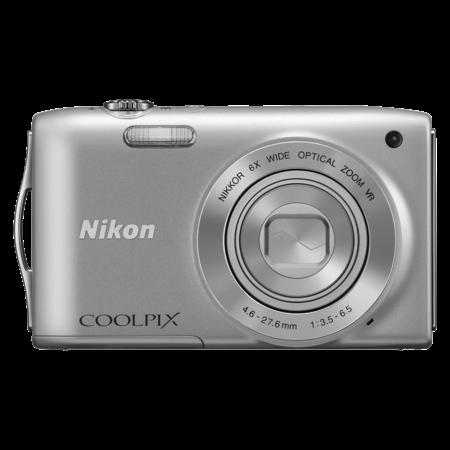 Nikon COOLPIX S3300 (silver)