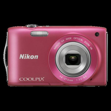 Nikon COOLPIX S3300 (pink)