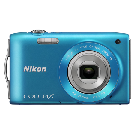 Nikon COOLPIX S3300 (blue)