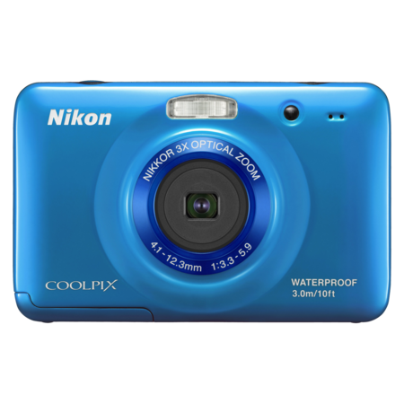 Nikon COOLPIX WATERPROOF S30 (blue)