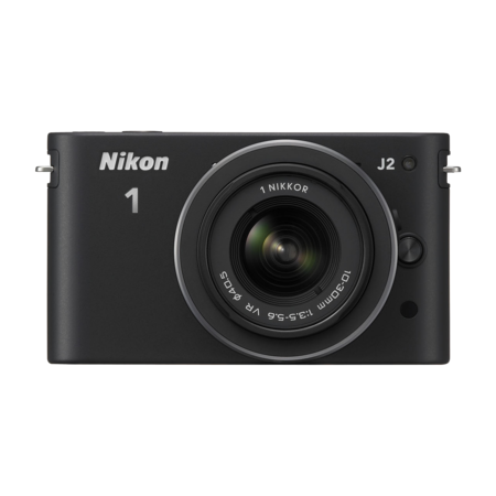 Nikon 1 J2 Kit 10-30mm VR (black)