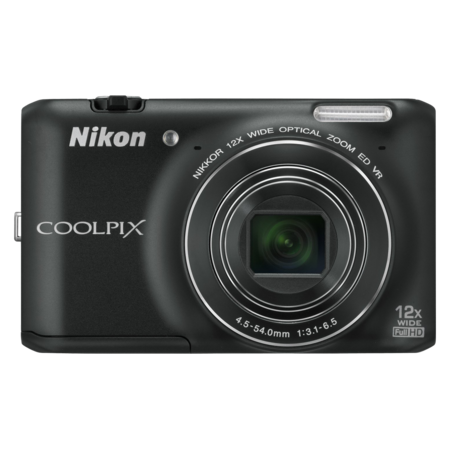 Nikon COOLPIX S6400 (black)