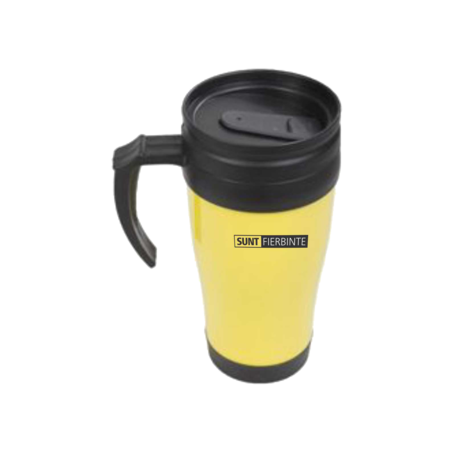 Nikon Cana Termos  - Sunt Fierbinte