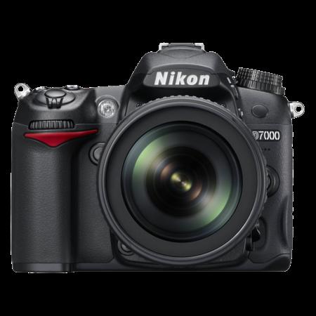 Nikon D7000 kit 18-55mm VR